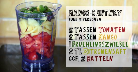 Mango-Chutney