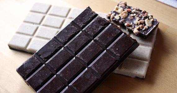 Rohkostschokolade selbst herstellen
