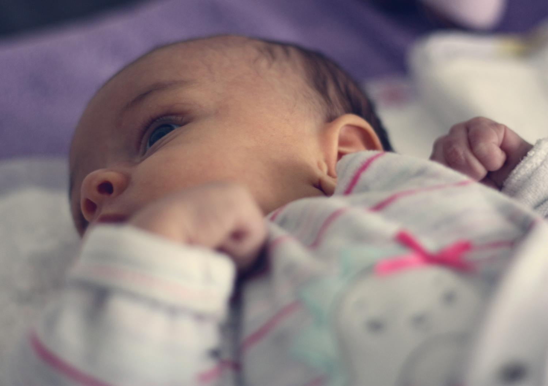 Die ersten Wochen mit Baby