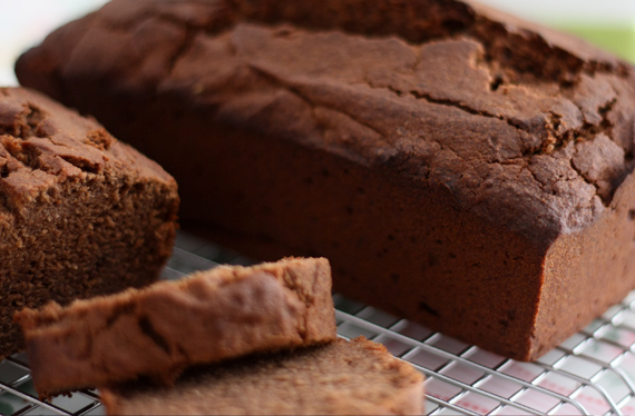 Schmackhafter gesunder Schokoladenkuchen ohne Zucker