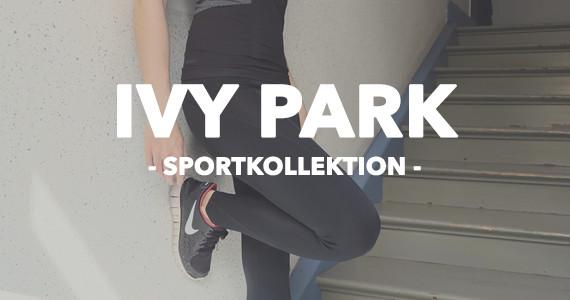 ivy park sportkollektion beyonce