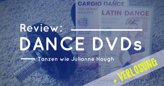 Latin Dance und Cardio Dance von Julianne Hough im Test und Verlosung