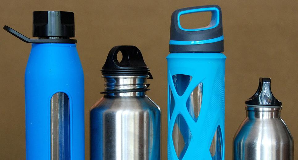 Wasserflasche für Sport