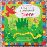 Kinderbücher ab 1 Jahr - Babys erstes Schiebebuch: Tiere