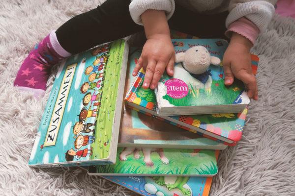 Die besten Kinderbücher ab 1 Jahr