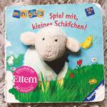Kinderbuch ab 1 Jahr - Spiel mit, kleines Schäfchen