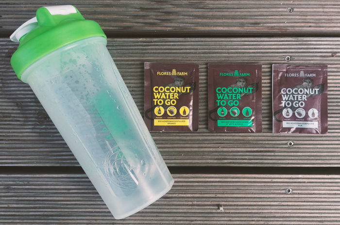 Coconut TO GO Beutel Kokoswasserpulver alle Sorten