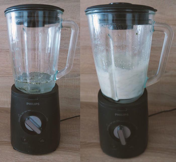 Hanfmilch günstig und einfach selber machen