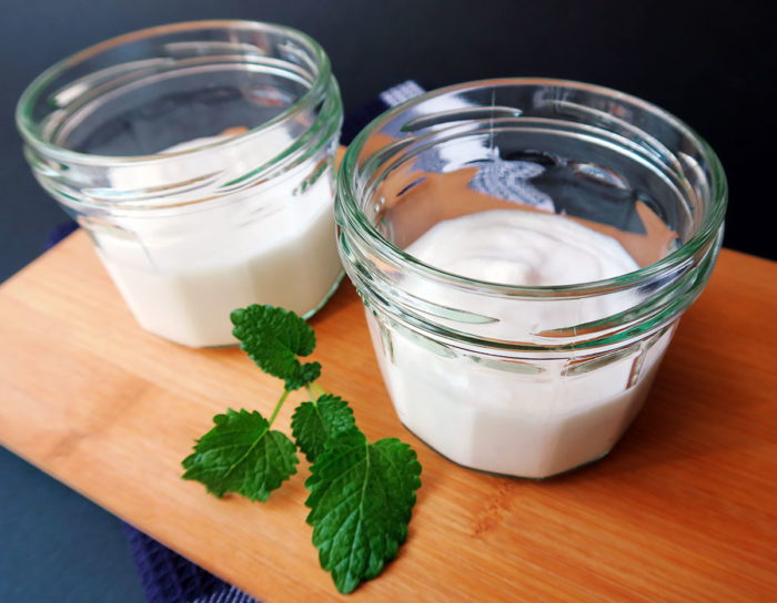 Kokosjoghurt selber machen