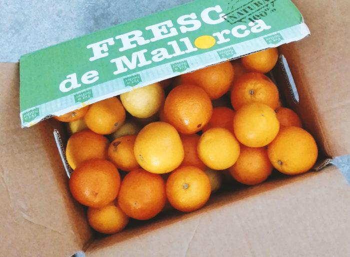 Bio-Orangen online kaufen