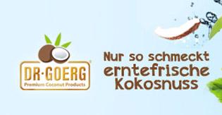 Dr. Goerg – Bio-Kokos-Produkte