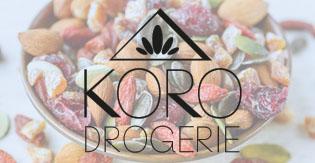 KoRo Drogerie – Trockenfrüchte & Co. in Großpackungen