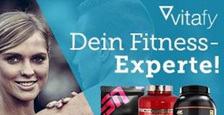 vitafy – Online-Shop für Sport- & Fitnessnahrung