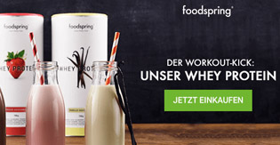 foodspring – finest fitness food