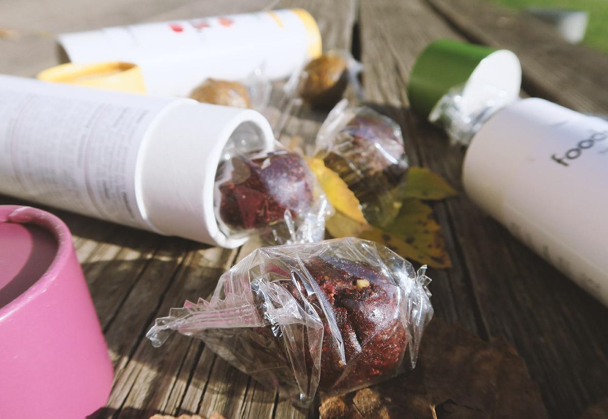 Smoothie Balls von foodspring im Test - meine Erfahrung