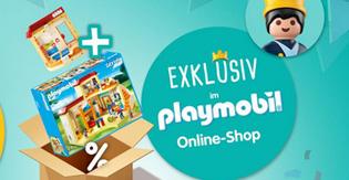 playmobil juli 2018 spielzeug rabatt gutschein online voucher