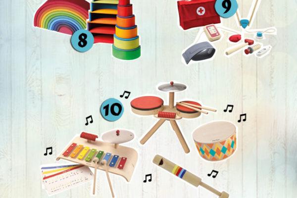 Außergewöhnliches Sinnvolles Holzspielzeug Für 2 3 Jährige
