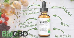 biocbd cbd öl hanföl cannabisöl rabatt gutschein online voucher