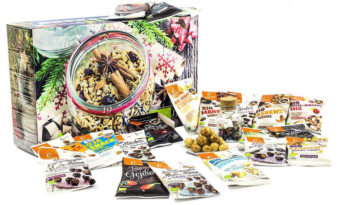 C&T Bio Superfood Adventskalender