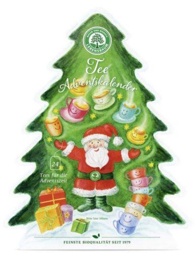 LEBENSBAUM Tee Adventskalender