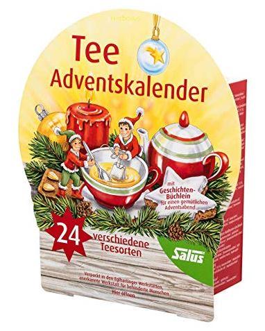 Salus Tee Adventskalender 2018