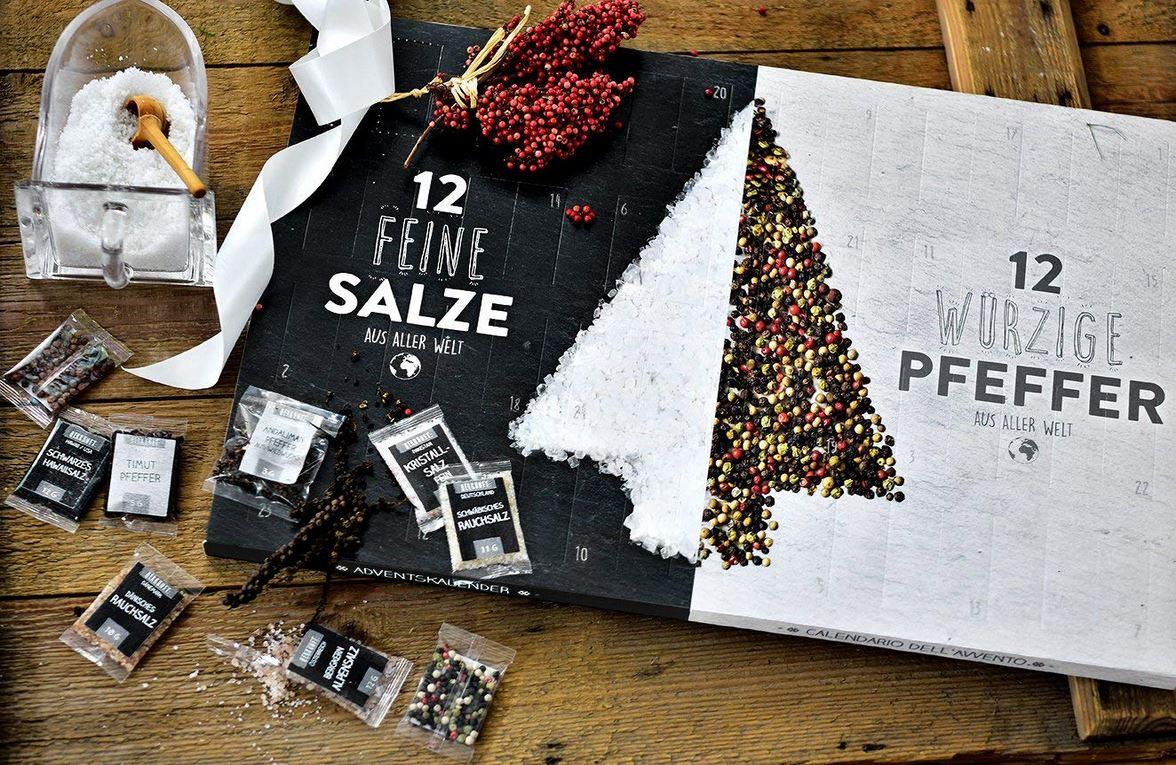 Salz und Pfeffer Gourmet Adventskalender