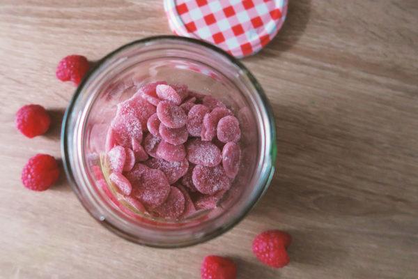 Schnell und einfach gesunde Bonbons selber machen mit Frucht