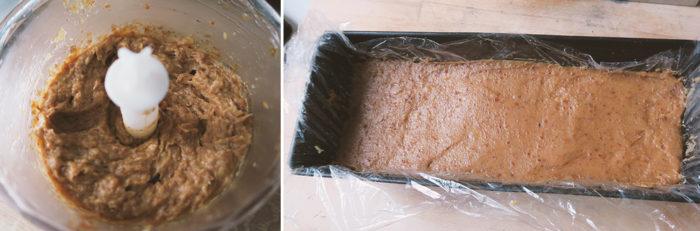 Anleitung: Gesunde Schokoriegel selber machen - zweite Schicht: Karamell