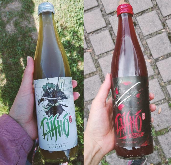 DAISHO Energy Drink im Test / Erfahrung