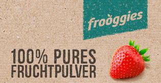 frooggies fruchtpulver kaufen rabatt gutschein online voucher