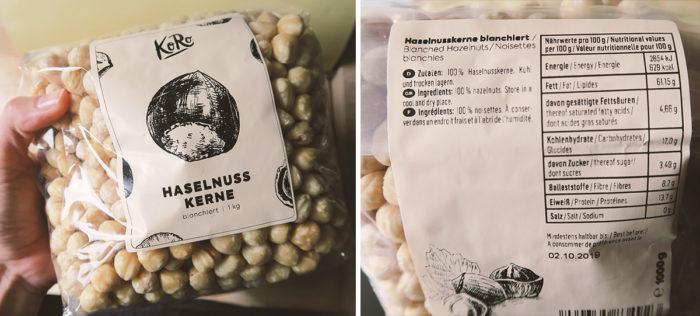 Günstig Haselnüsse kaufen als 1kg-Großpackung