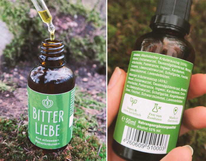 BitterLiebe: Bitterkräuter Tropfen im Test - Wirkung & Erfahrung