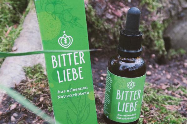 BitterLiebe Tropfen Bitterkräuter Erfahrung Test Wirkung