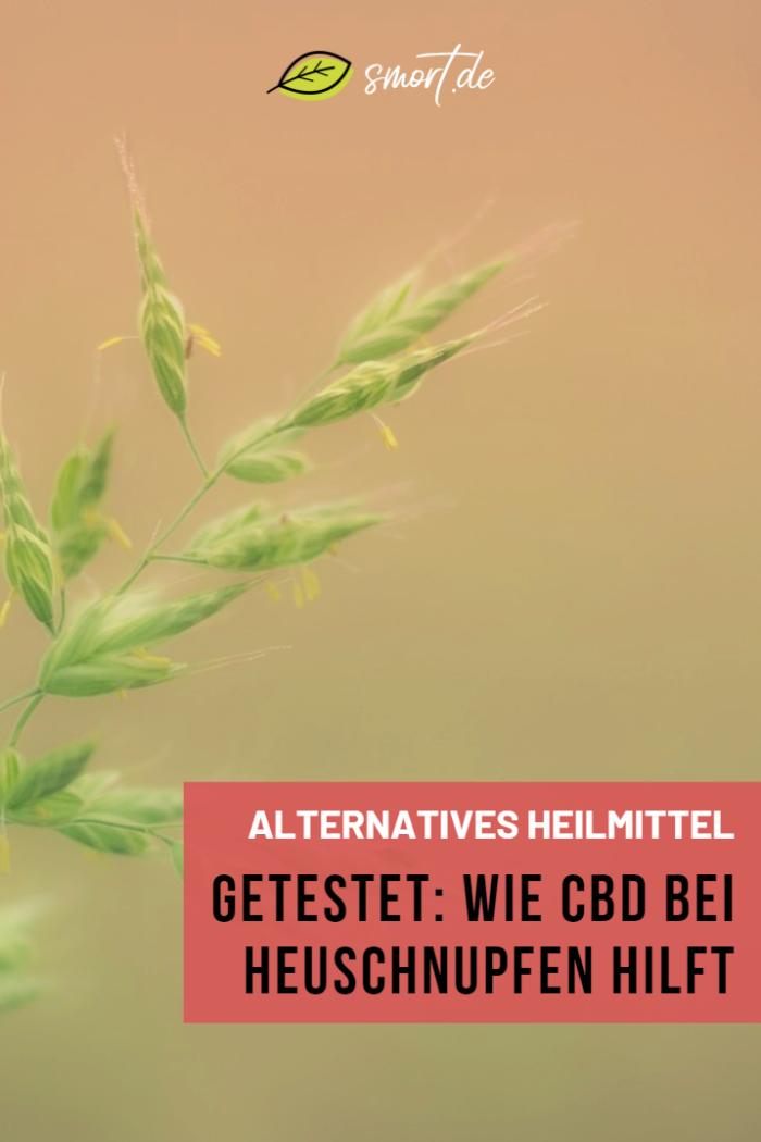Persönlicher Erfahrungsbericht: Wie CBD bei Heuschnupfen hilft - lindert Symptome (gerötete Augen und juckende Nase) oder schaltet sie sogar aus. Alternatives Heilmittel gegen Pollenallergie, legal in Deutschland & Schweiz, ohne THC und Nebenwirkungen. #hausmittel #natürlich #allergiker #gesundheit #tipp #erfahrung #test #hanföl #liquids #öl #wirkung