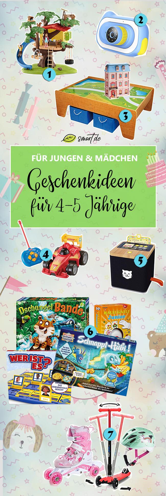 Geschenk für Kinder ab 4-5 Jahre - Junge & Mädchen #ideen #inspiration #geschenke #kind #spielzeug
