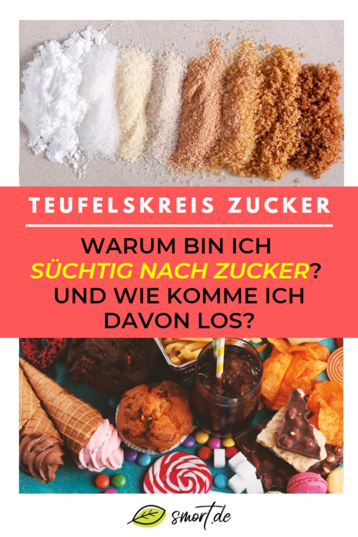 Zuckersucht besiegen: Raus aus der Falle! Verstehe, warum du nach Zucker süchtig bist und dein Verlangen nach Süßes, Salziges & Süßigkeiten so stark ist und was es mit deinem Körper anstellt. Was kann man dagegen tun, hier findest du Hilfe & Tipps gegen Zuckersucht - zuckerfrei leben und werden. #heißhunger #loswerden #entzug #überwinden #gesundheit #ernährung #abnehmen