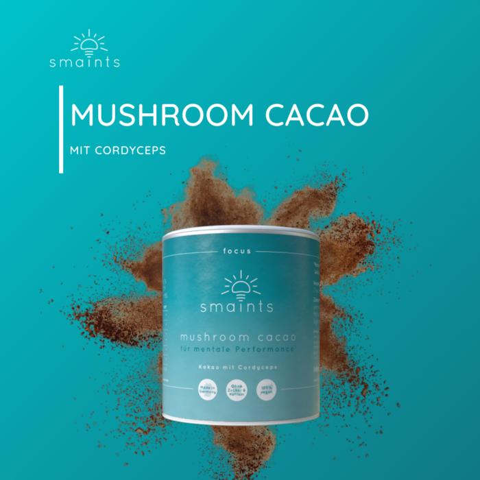 Rabatt Mushroom Cacao von smaints